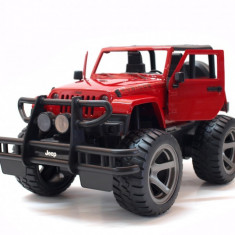 Masina Jeep Wrangler cu Telecomanda si cu Acoperis Deschis 1.14
