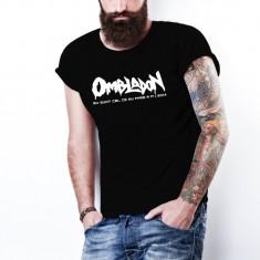 Tricou OMBLADON 20 CM RECORDS CHELOO SUMA DEFECTELOR, personalizat HIP-HOP, RAP