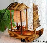 Veioza din lemn Vapor Ideal Gift
