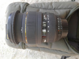 Obiectiv sigma 24-70/2,8 montura nikon