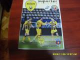 Program      FC  Brasov   -  Steaua
