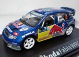 ABREX Skoda Fabia WRC Deutschland rally 2006 1:43