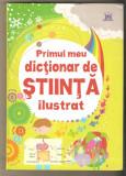 Primul meu dictionar de stiinta ilustrat, Alta editura