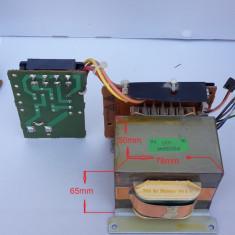 Transformator amplificator audio