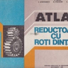 I. Crudu - Atlas de reductoare cu roți dințate