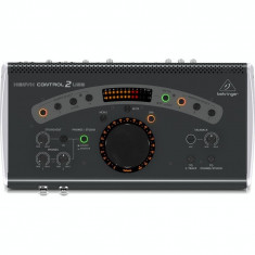 Controler audio profesional Behringer Xenyx Control2USB