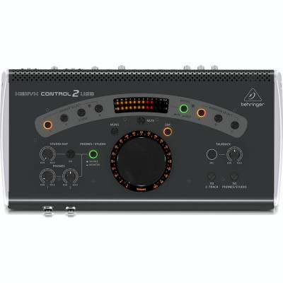 Controler audio profesional Behringer Xenyx Control2USB foto