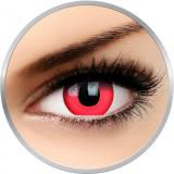 Fancy Dracula - lentile de contact colorate rosii anuale - 360 purtari (2 lentile/cutie)