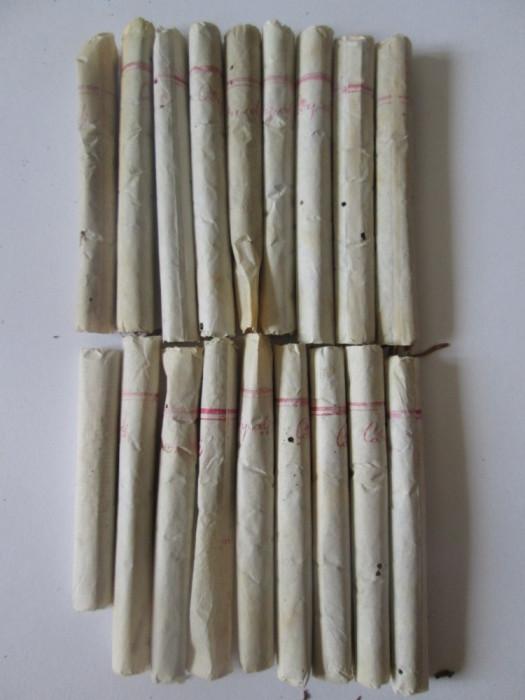 Lot tigari Carpati scuturate din anii 80 scuturate,vedeti foto