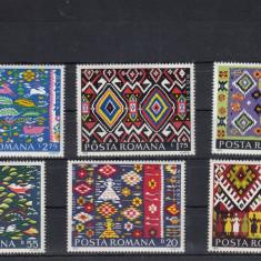 ROMANIA 1975  LP 897  SCOARTE  ROMANESTI  SERIE  MNH