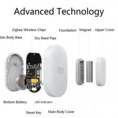 senzor xiaomi magnetic wireless pentru geam sau usa