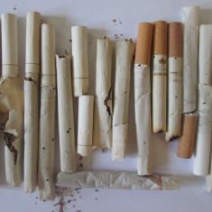 Lot tigari colectie scuturate si rupte din anii 80,vedeti foto