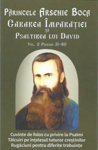 AS - PARINTELE ARSENIE BOCA CARAREA IMPARATIEI SI PSALTIREA LUI DAVID