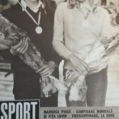 RWX 03 - REVISTA SPORT - NR 3/ MARTIE 1982 - PIESA DE COLECTIE