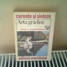 ARTA GRADINII - VIORICA S. CONSTANTINESCU