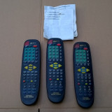 Telecomanda universala TV/DVD UET 609 3 bucati