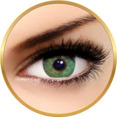 Solotica Natural Colors Esmeralda - lentile de contact colorate verde smarald anuale - 365 purtari (2 lentile/cutie)