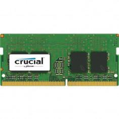Memorie laptop Crucial 8GB DDR4 2400 MHz CL17 Single Rank