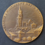 MS14 Banske a minciarske mesto kremnica, Europa
