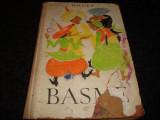 Hauff - Basme - ilustratii color V. Sturmer - 1960