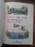 Cheita de aur sau Aventurile lui Buratino , 1977