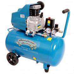 Compresor de aer GF-1299, 50litri 1.5kW 2.0CP DAS, Compresoare cu piston