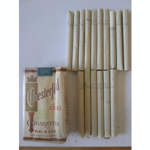 Lot tigari colectie scuturate din anii 80,vedeti foto