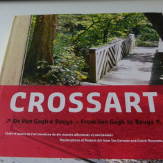 Crossart - from Van Gogh to Beuys