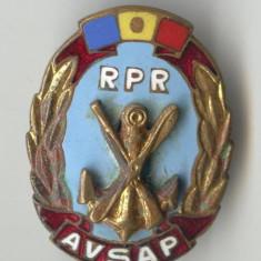 AVSAP  - Insigna RPR 1950 - EMAIL
