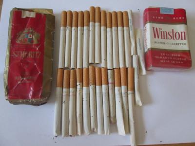 Lot tigari colectie scuturate din anii 80,vedeti foto foto