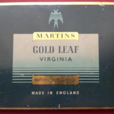 Cutie veche din tabla pentru tigari, Anglia