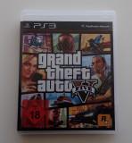 Joc original DVD Blu-Ray GTA 5 Grand Theft Auto Five Sony PS3 PlayStation 3