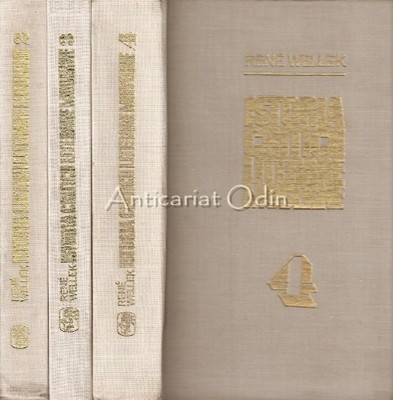 Istoria Criticii Literare Moderne II, III, IV - Rene Wellek foto