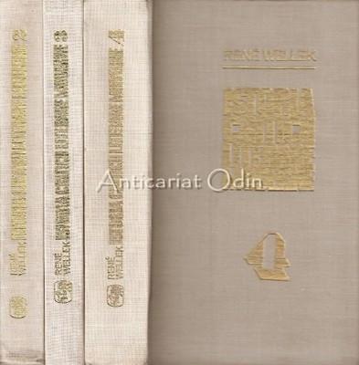 Istoria Criticii Literare Moderne II, III, IV - Rene Wellek foto mare