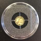 Franta - 5 Euro 2013 - 0.5 gr. Aur .999 - EUROPA - tiraj 10,000 - PROOF