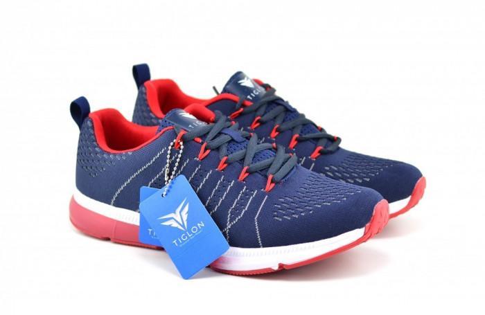 Adidasi barbati sport Tiglon Lacivert - TEST1