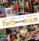 Film Serial Two and a Half Men DVD Box Set - Seasons 1 - 12 Complete Collection