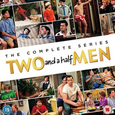 Film Serial Two and a Half Men DVD Box Set - Seasons 1 - 12 Complete Collection, Comedie, Engleza, independent productions