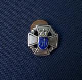 Insigna Regalista - miniatura - piesa superba - realizata manual