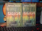 JAMES JOYCE - ULISE ( VOL 1 + VOL 2 ) * TRADUCEREA MIRCEA IVANESCU - 1984