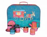Set ceai in valiza Egmont, Egmont Toys