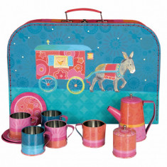 Set ceai in valiza Egmont