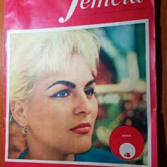 Revista femeia aprilie 1966