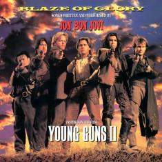 Bon Jovi Blaze Of Glory (cd)