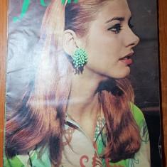 Revista femeia august 1968