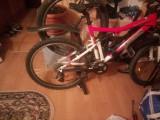Bicicleta mtb 26' rockrider, 24