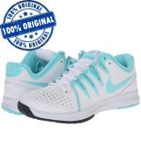 Pantofi sport Nike Vapor Court pentru femei - adidasi originali - piele naturala, 36.5