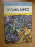 G2 CRAIASA ZAPEZII - H. Chr. Andersen ( pagini lipite invers din fabrica)