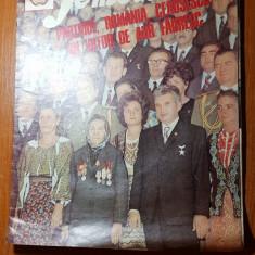 Revista femeia decembrie 1974
