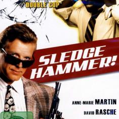 Film Serial Sledge Hammer Box Set - Season 1+2 English Audio